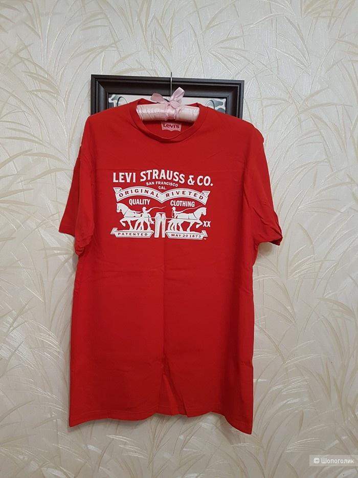 Футболка Levi's  S-M-L