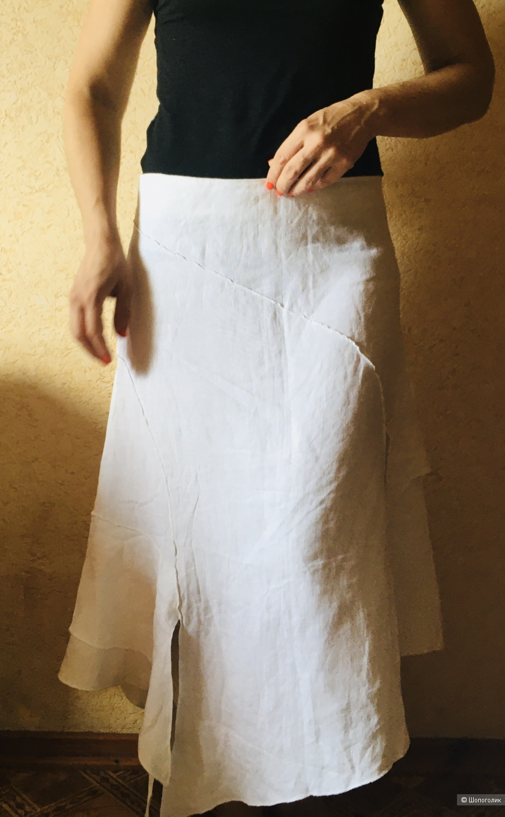 Льняная юбка Lola&Liza размер 42 фр./48