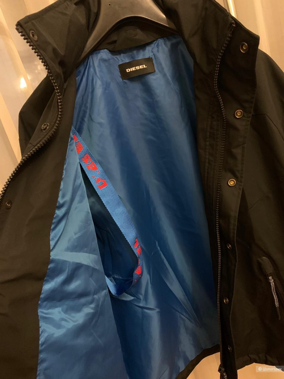 Diesel куртка м/l