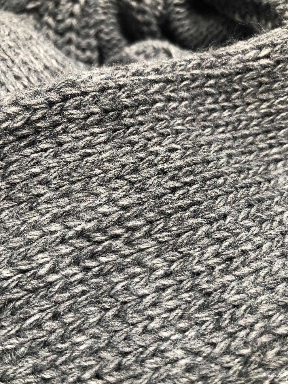 Кардиган крупная вязка Cocoon italia moda, 42-48