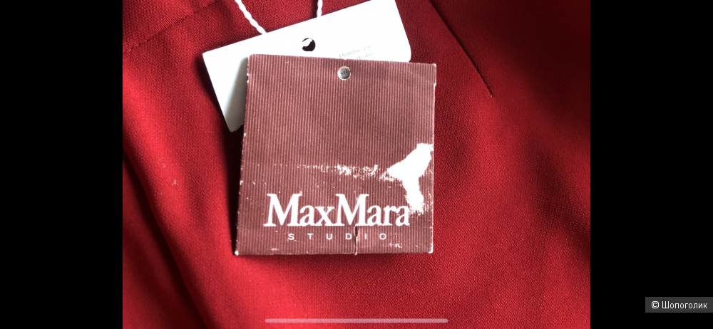 Пальто/Жилет Max Mara, размер S/M