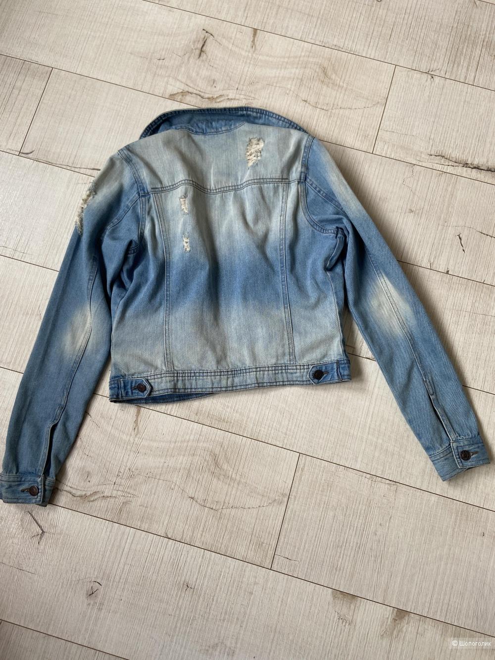 Джинсовая куртка Vero moda, размер 42-44