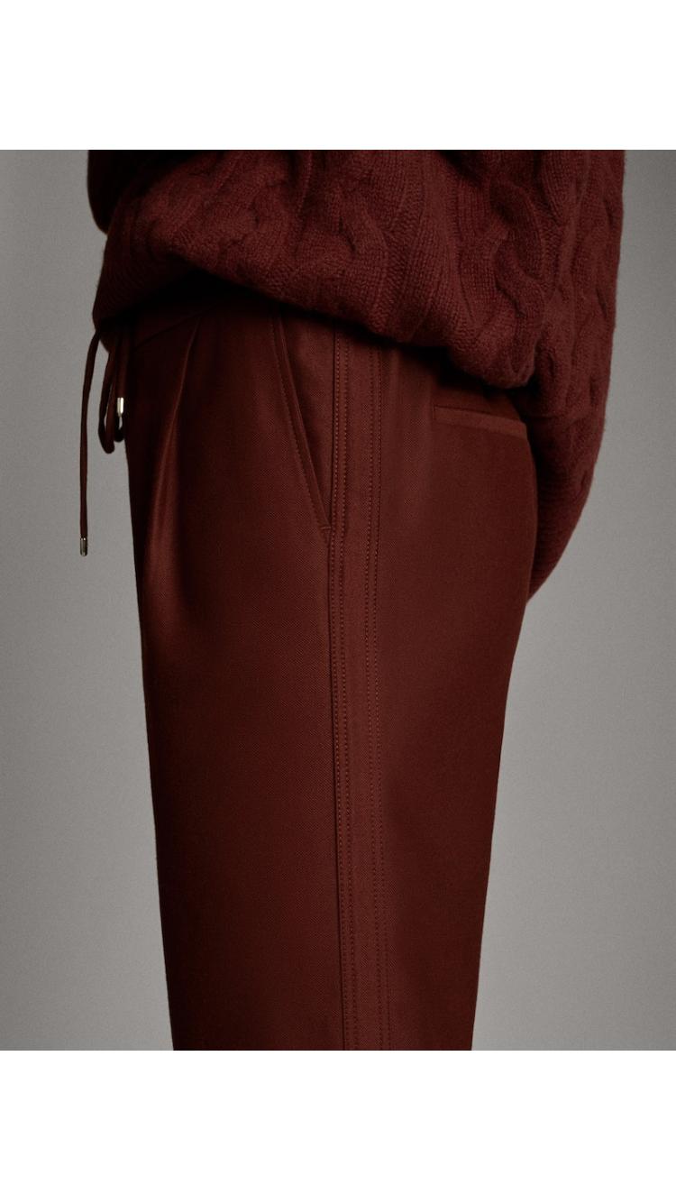 Брюки джоггеры Massimo Dutti, размер 36 (42-44)