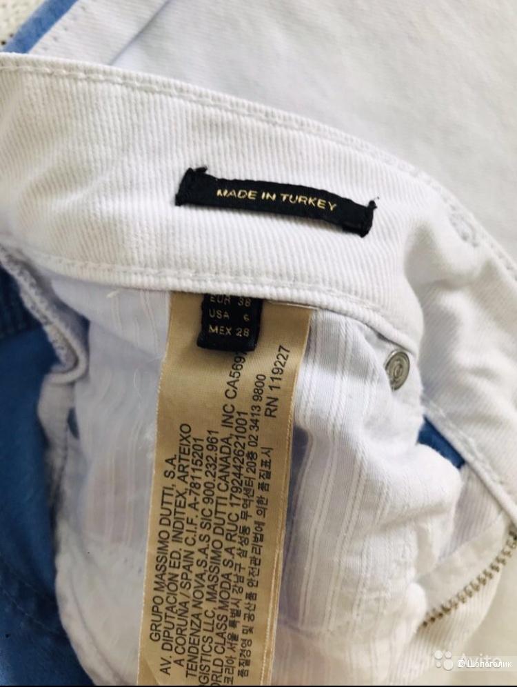 Белые джинсы Massimo Dutti, 42 размер