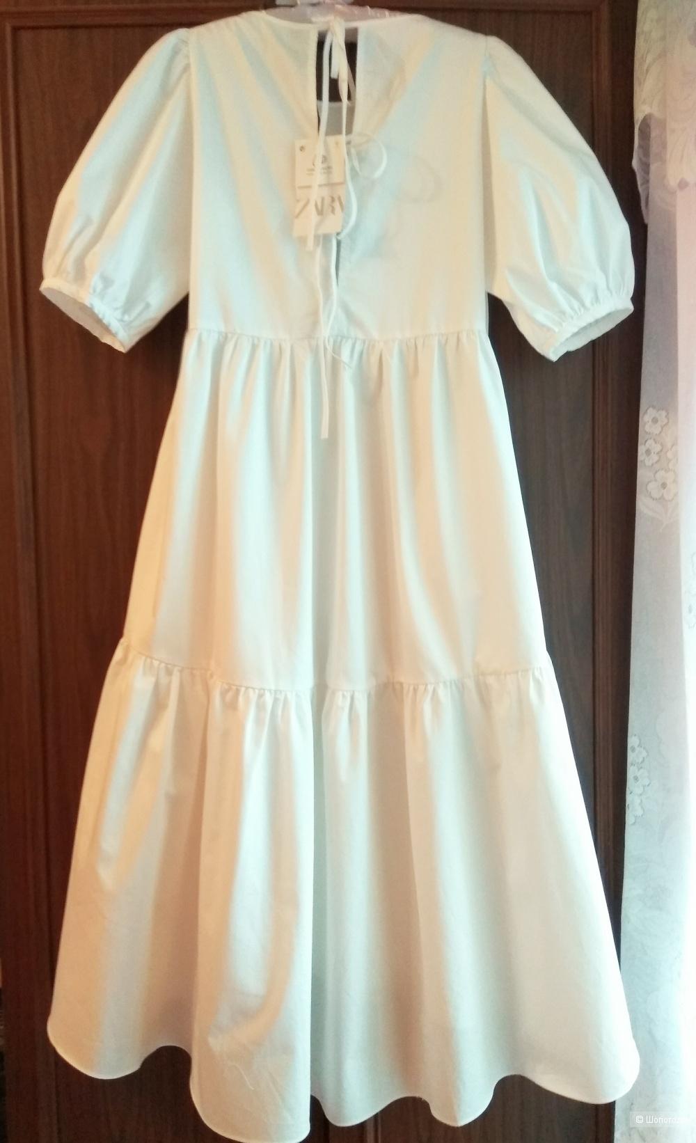 Новое платье Zara, размер М.