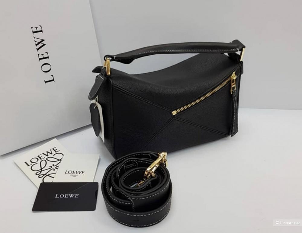 Сумка Loewe puzzle bag, 24/14/10