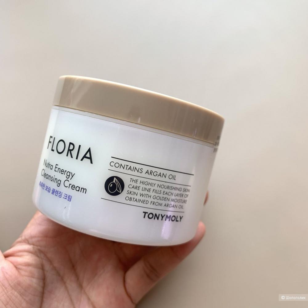 Очищающий крем Tony Moly Floria Nutra-Energy Cleansing Cream,200 мл