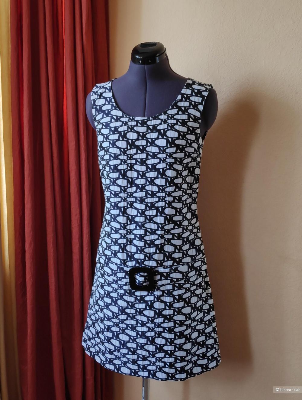 Платье Nathalie Chaize. Маркировка 42 IT/ 38FR/10 UK/.