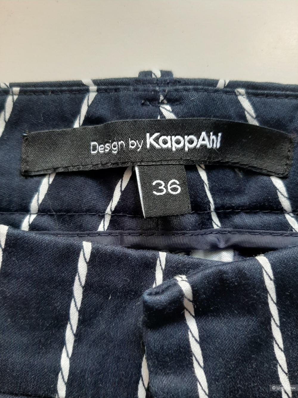 Брюки капри KappAhl36 р