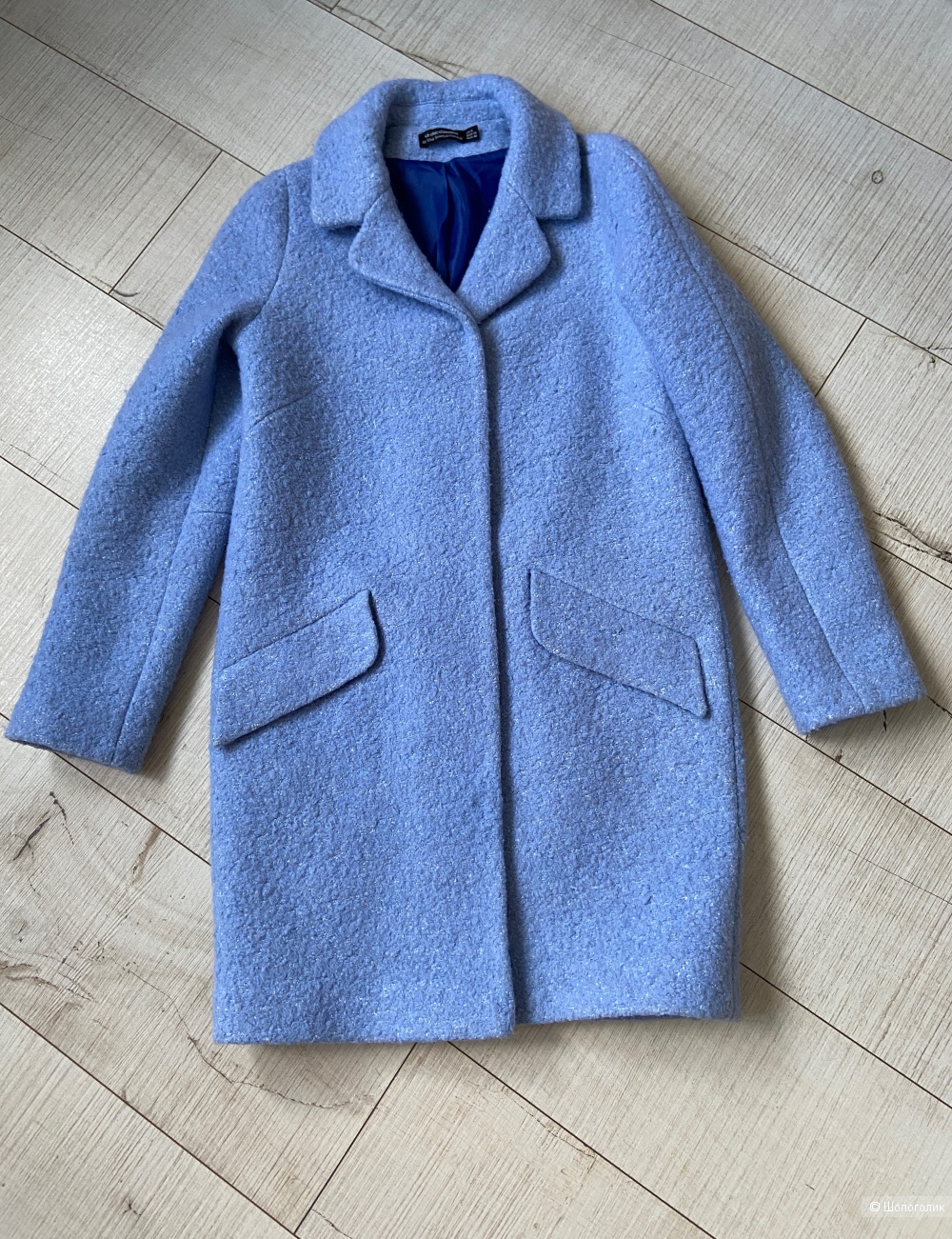 Пальто Vika Smolyanitskaya, размер 40-42