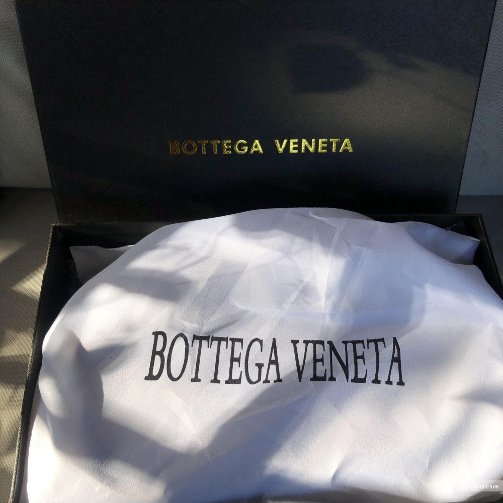 Сумка клатч Bottega veneta pouch, 35/22
