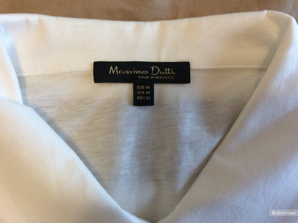 Топ Massimo Dutti размер M.