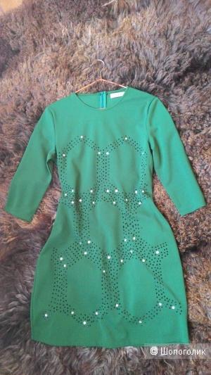 Платье LOOK.FO italy style, размер 46 (М)