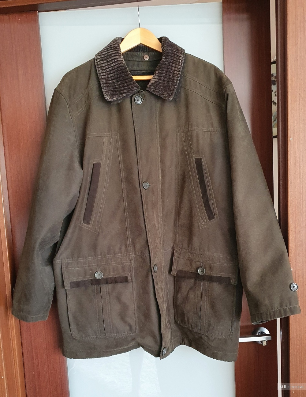 Куртка мужская Miracle MRV Collection. размер 52