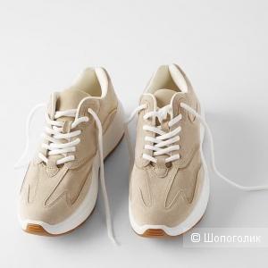 Кроссовки Zara 39 размер