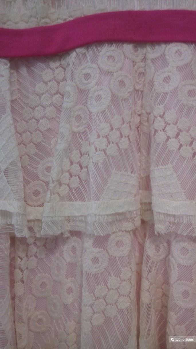 Платье  из итальянского кружева, LO@JN, 48 размер L