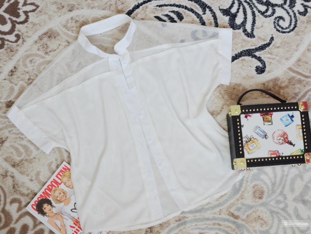 Турецкая блузка lol , 42-44