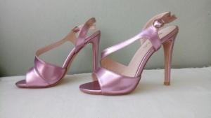 Лаковые босоножки Evita 37 размер