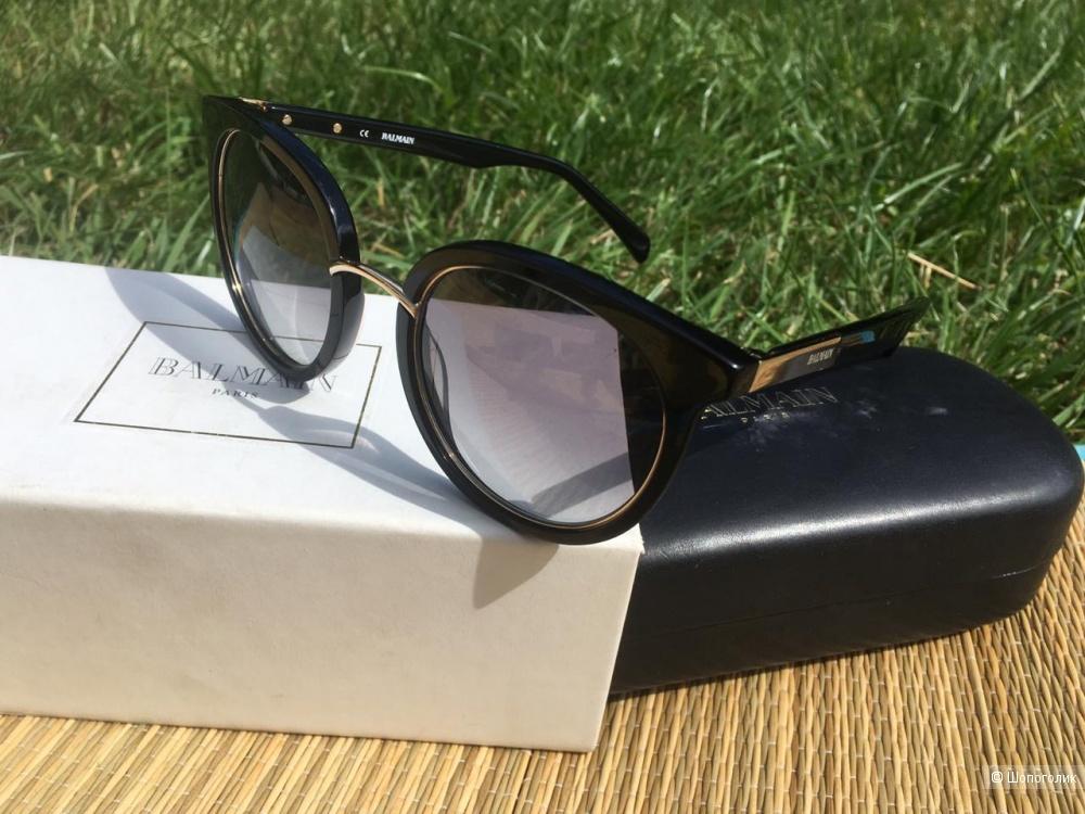 Солнцезащитные очки Balmain размер uni