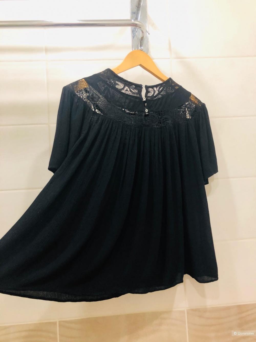 Блузка Zara.Размер S-M.
