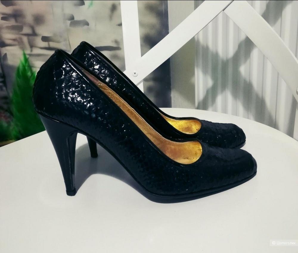 Туфли Coach, 38,  размер (8) по стельке 24.5 см