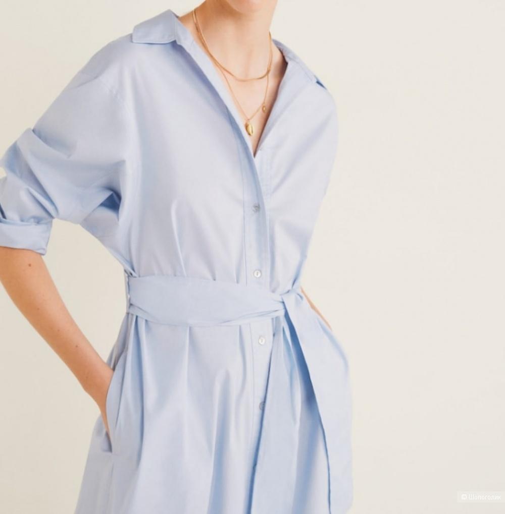 Платье - рубашка  Mango размер S / М / L