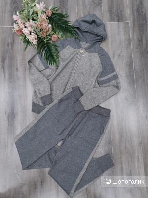 Костюм на молнии Hoodie zip suit, 42-46