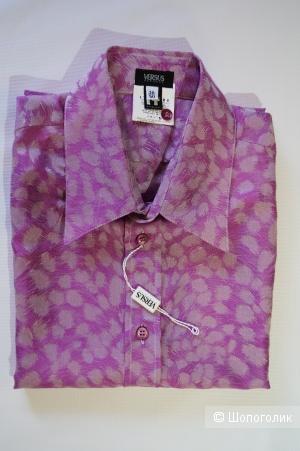 Versace versus блуза-рубашка р 48-50
