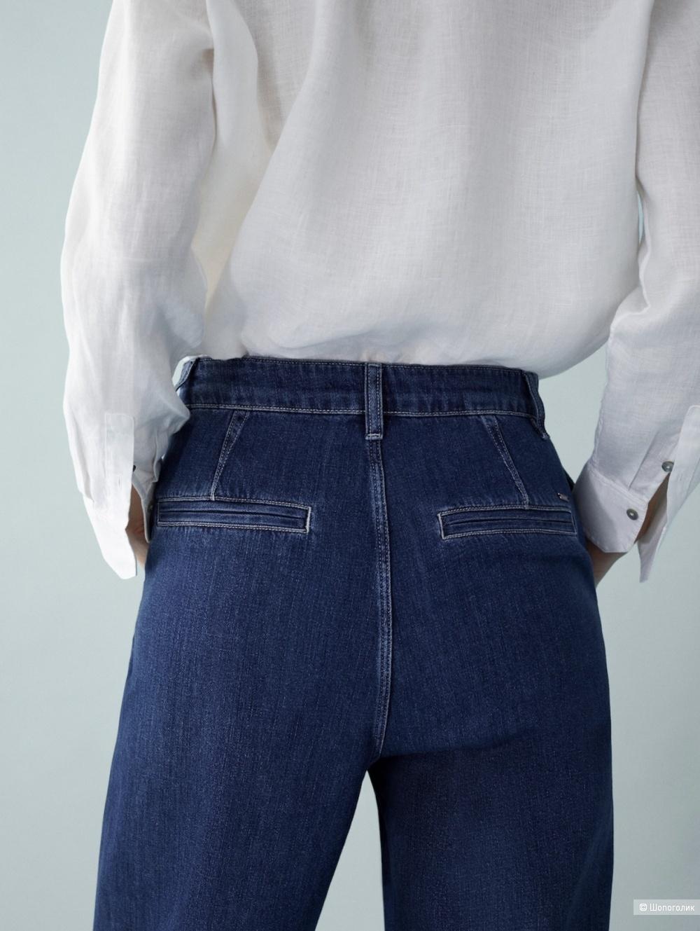 Джинсы Massimo Dutti,44-46 размер.