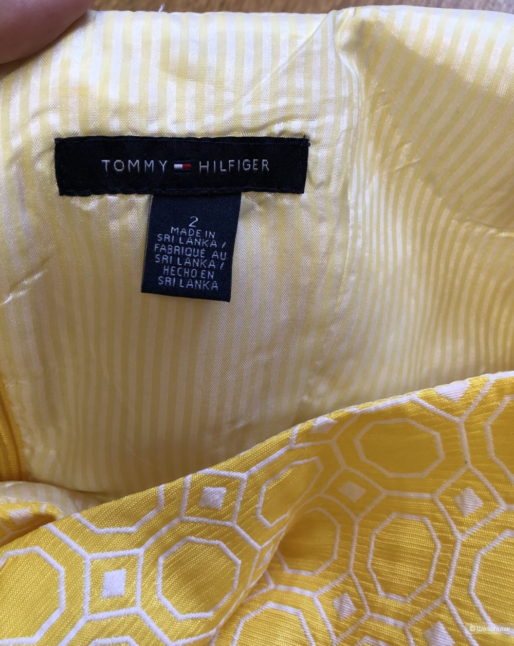 Платье Tommy Hilfiger размер 2