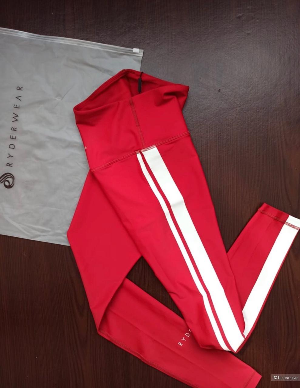Леггинсы для фитнеса от Ryderwear,XS-S