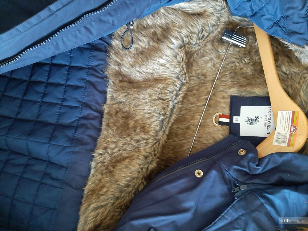 Куртка  (парка) US Polo р.42-44
