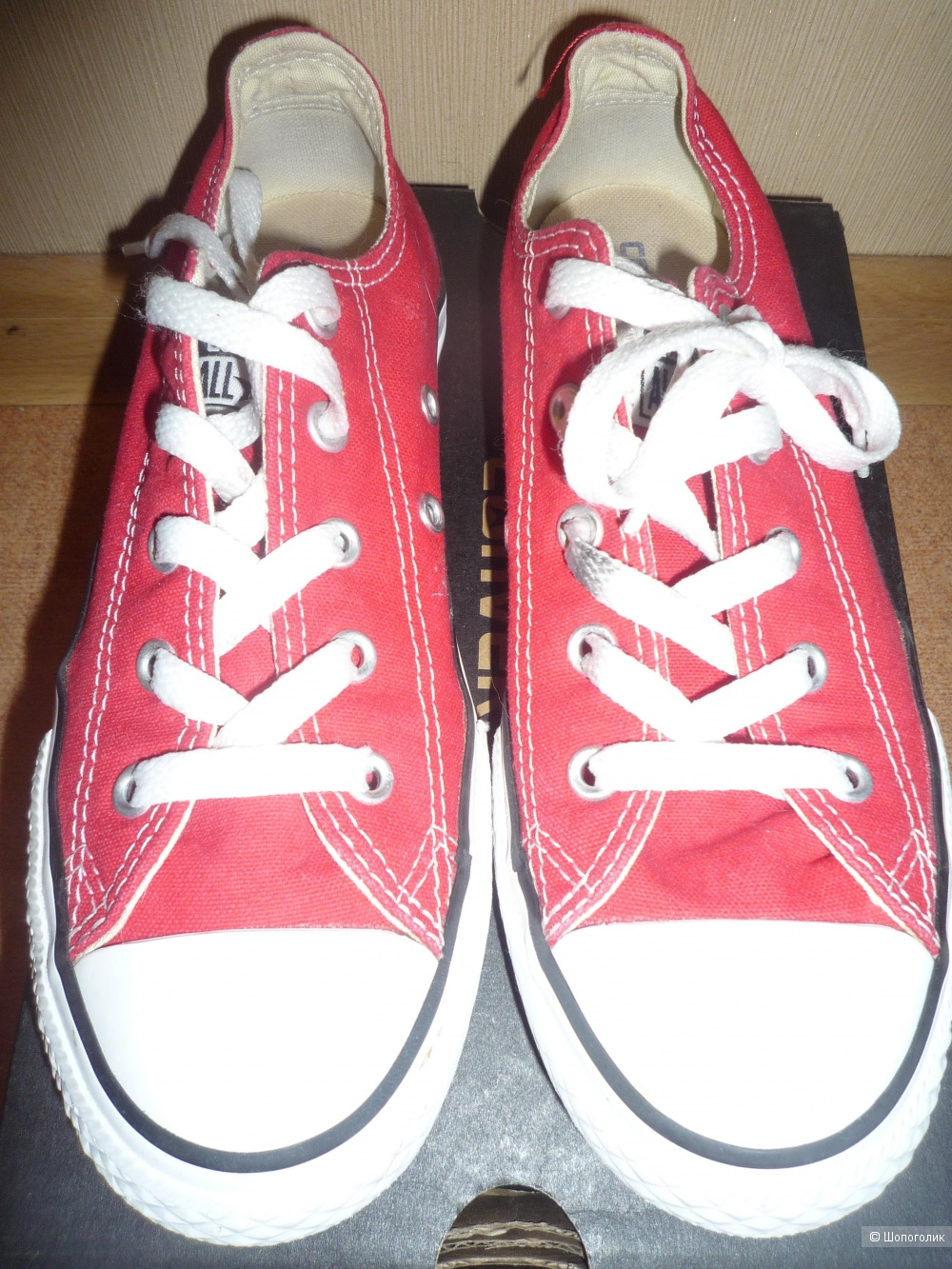 Кеды Converse 34/35 размер