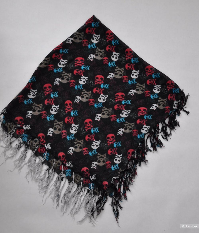 Большой платок из вискозы LO JN