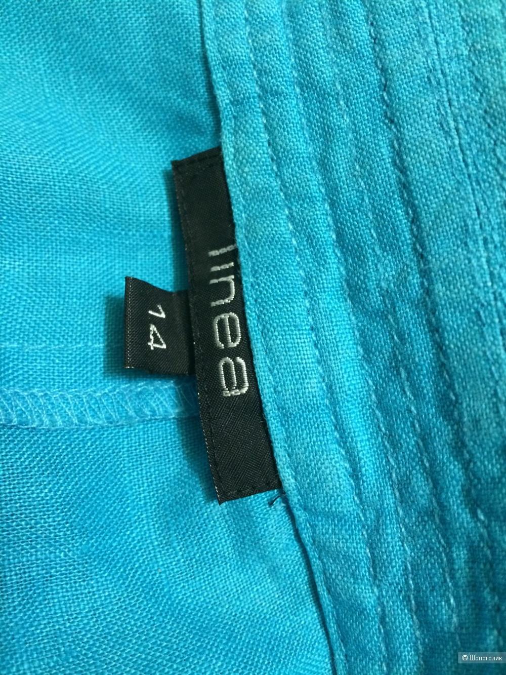 Льняной пиджак  LINEA 46-48