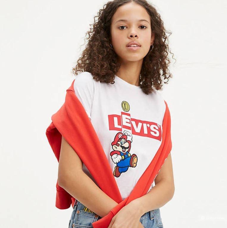 Футболка Levi's S-M