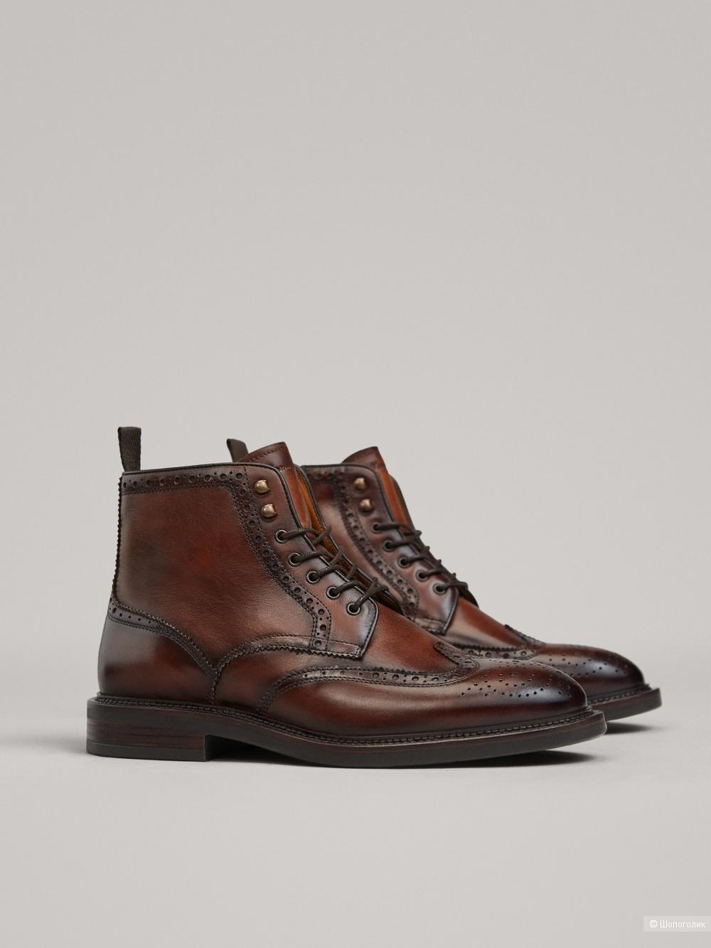 Ботинки Massimo Dutti 39 размер