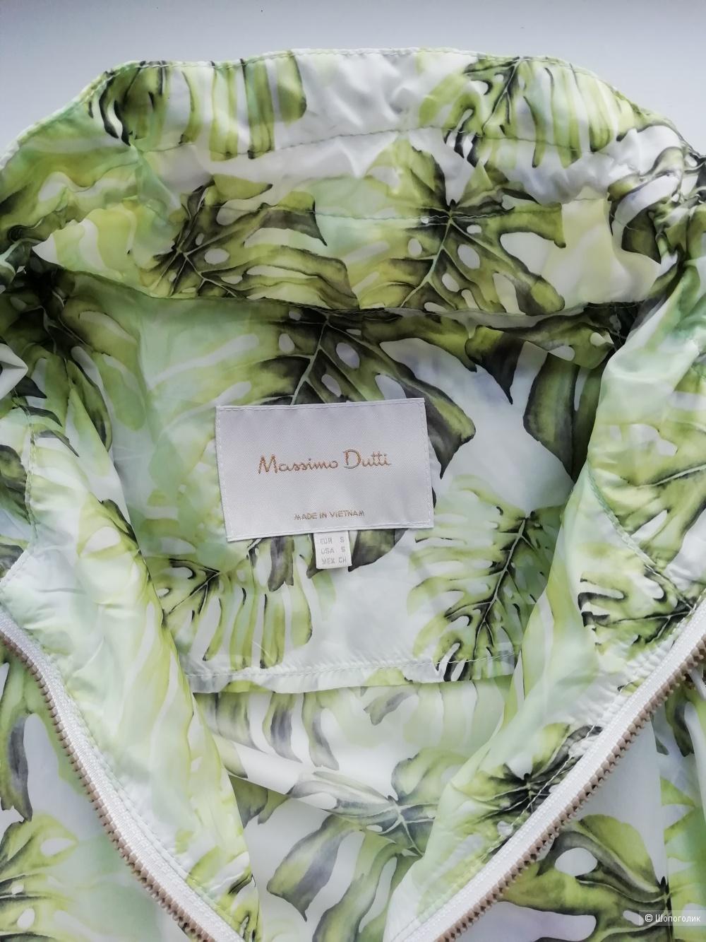 Ветровка Massimo Dutti S