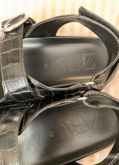 Сандалии Zara размер 38