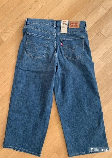 Джинсы Levi's Classic Wide Leg Crop 6 (44- 46)