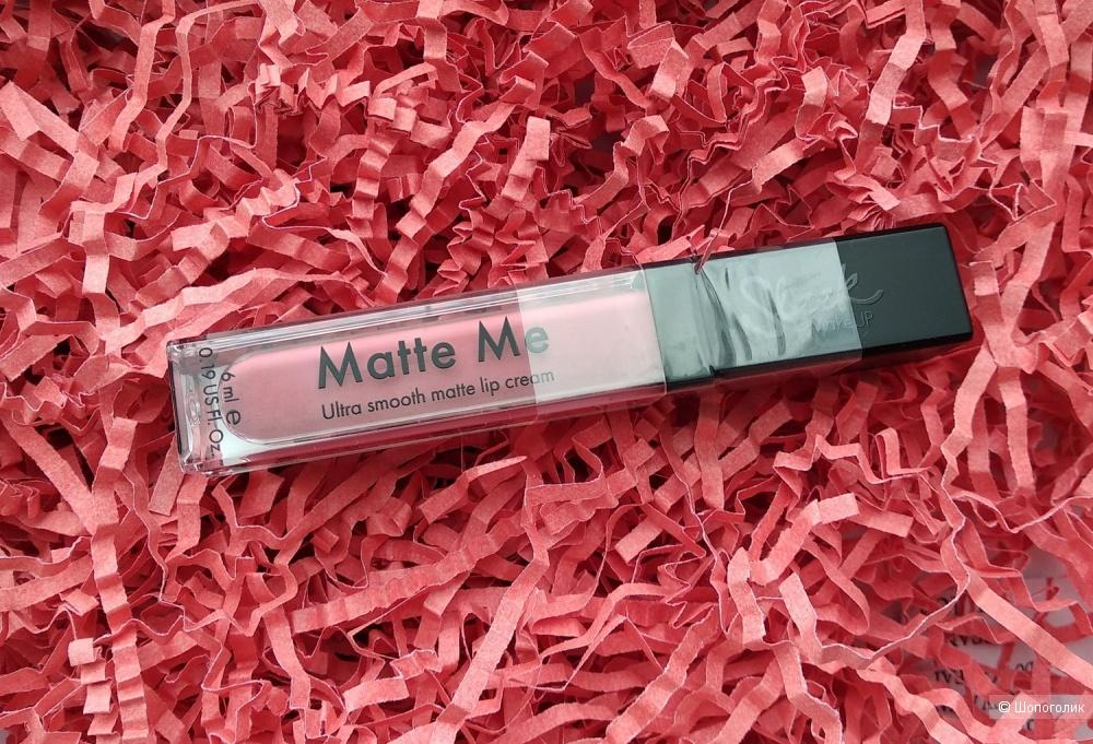 Жидкая помада от Sleek MakeUP (оттенок 1036), 6мл