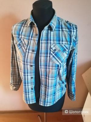 Рубашки Marc & Spenser и Acoola на 146-150