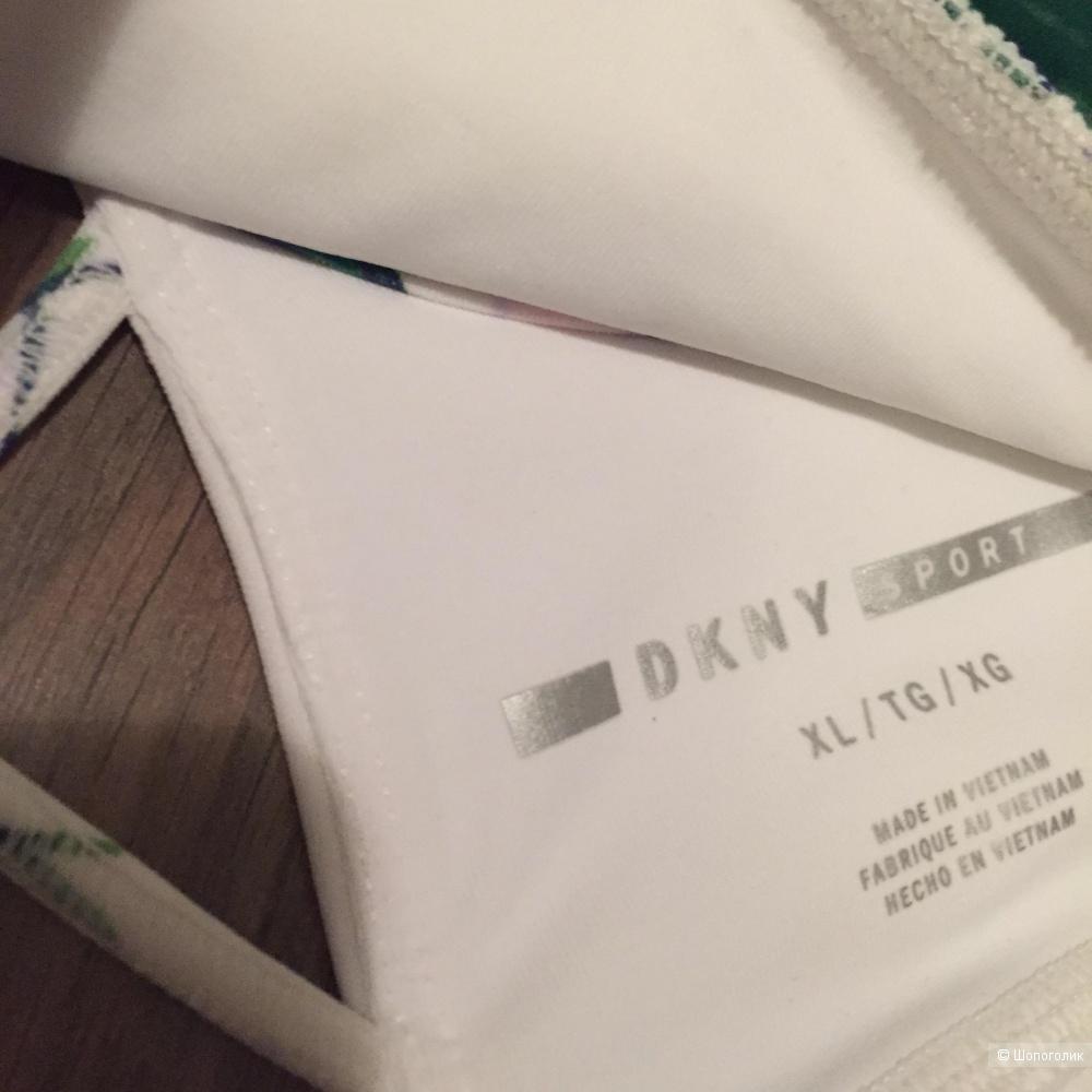Спортивный топ DKNY, размел L/XL