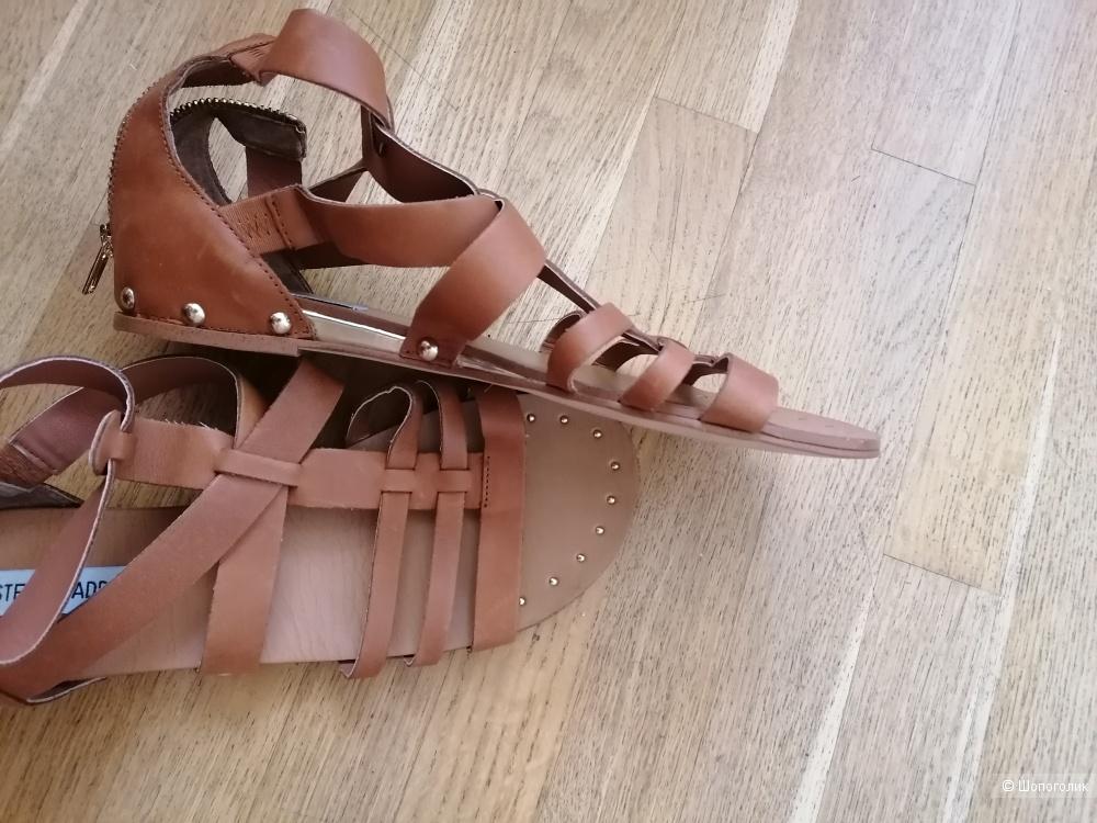 Кожаные сандалии Steve Madden 10 us размера