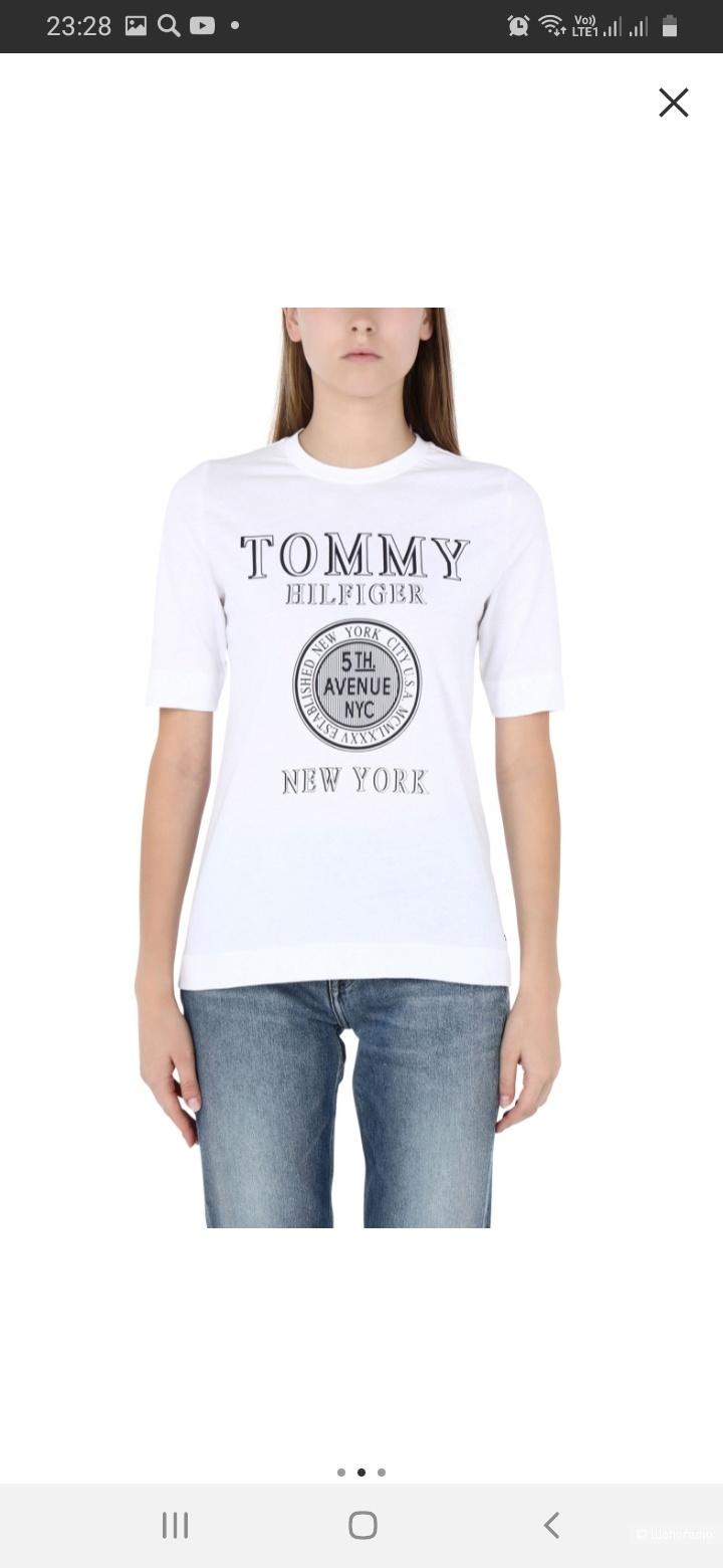 Футболка Tommy Hilfiger, размер S
