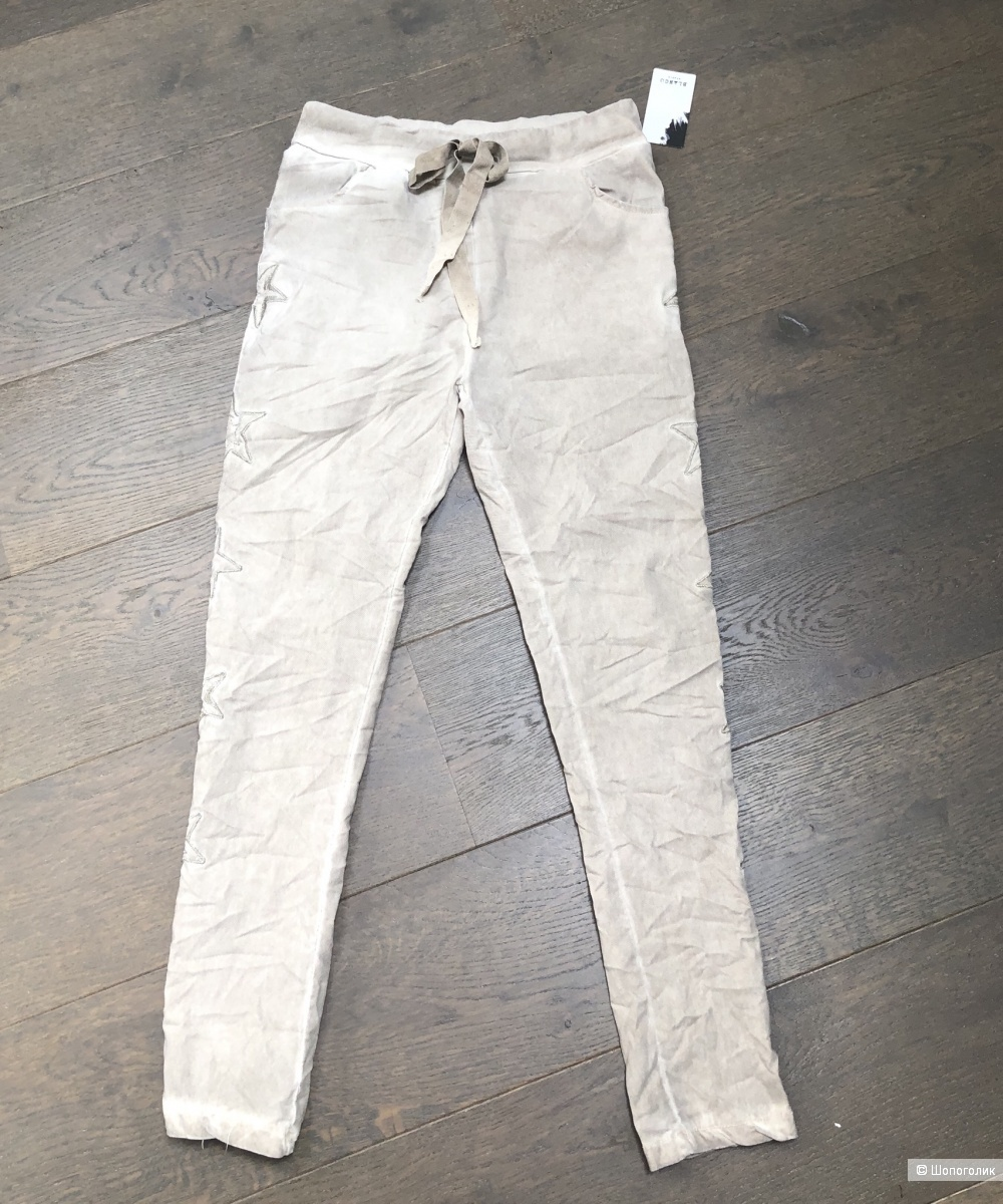 Комплект брюки скинни и футболка Italy maccina, 42-46