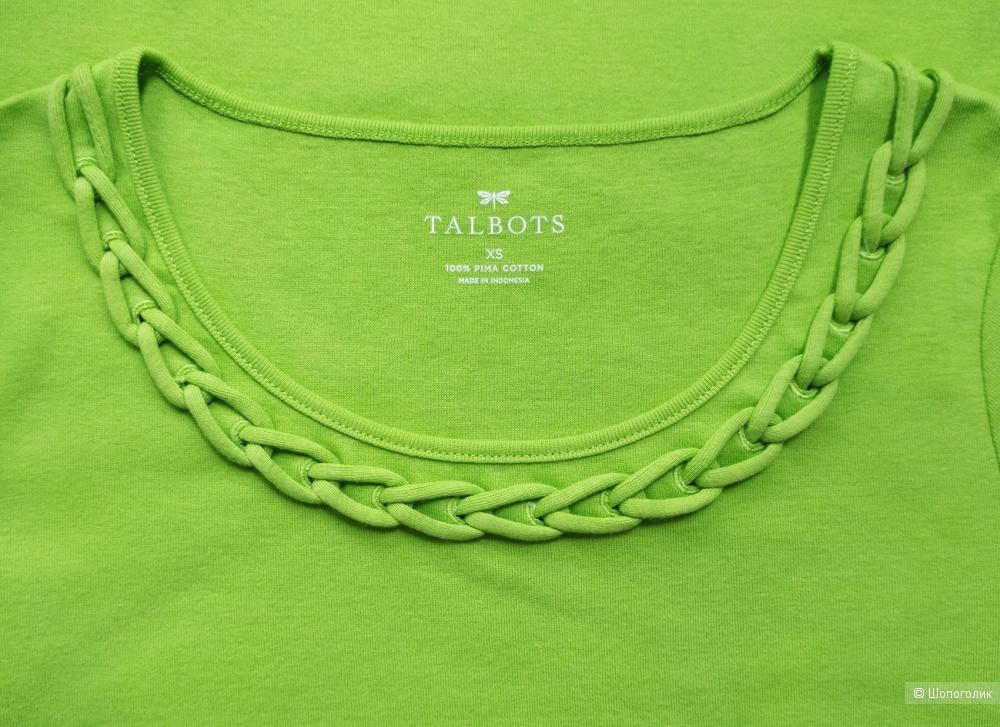 Футболка Talbots XS(XS/S)