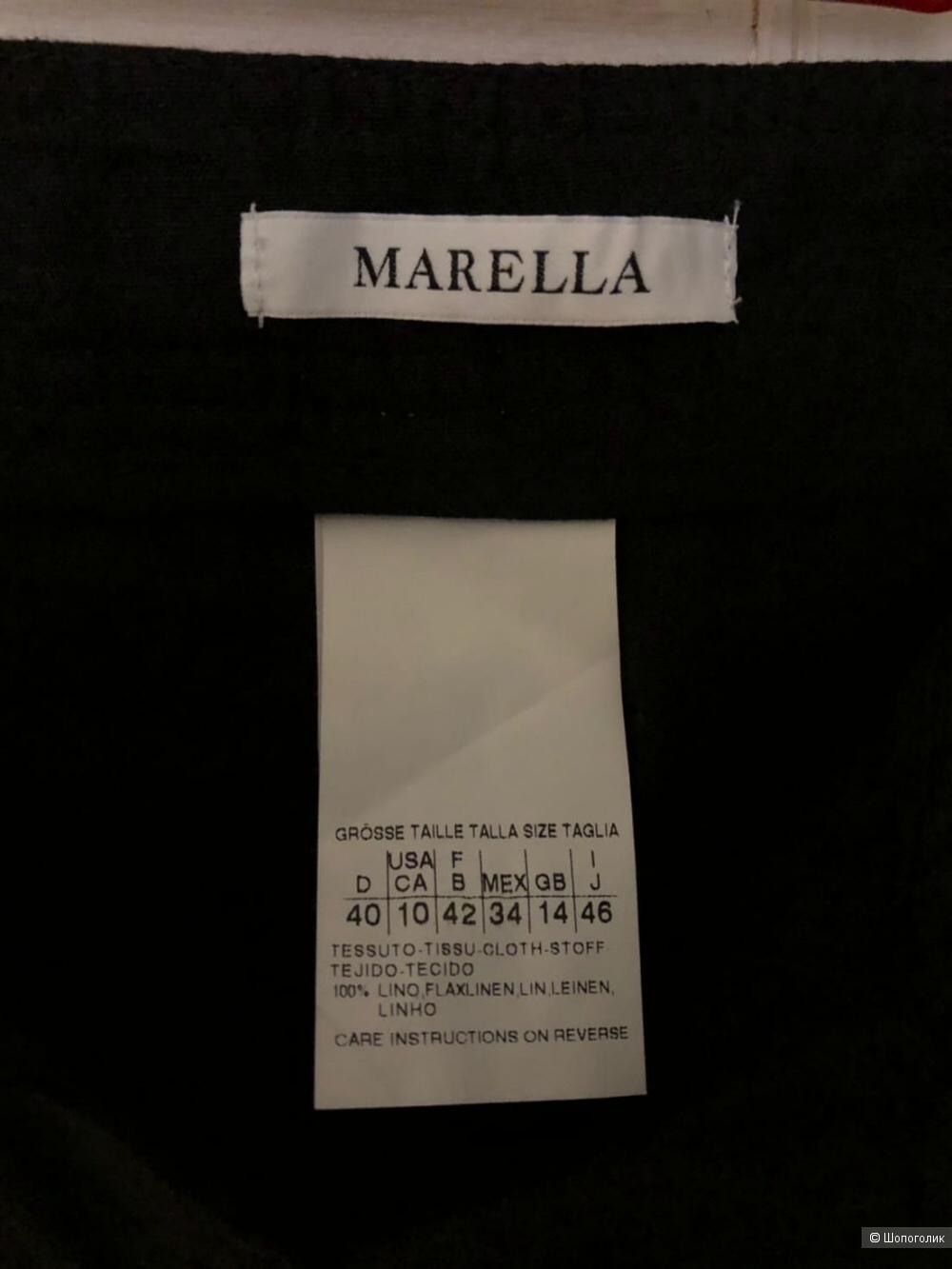 Брюки Marela Max Mara, лен, размер 46-48