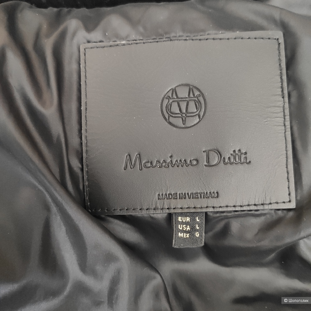 Пуховик Massimo Dutti, L