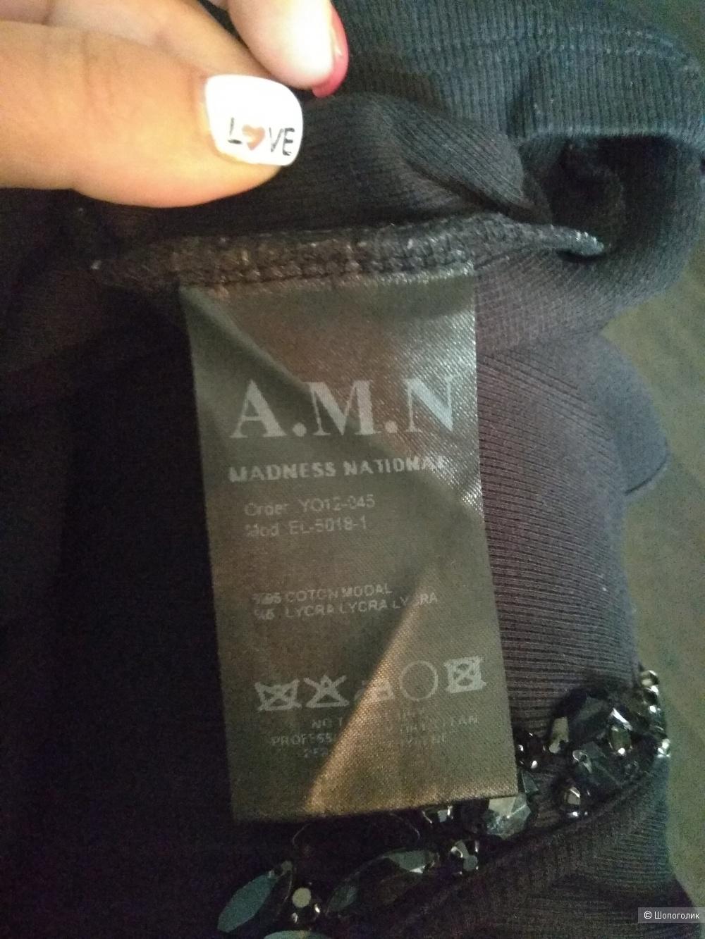 Платье-майка A.M.N размер М